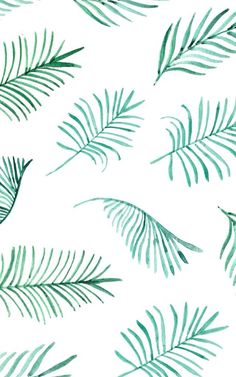 Simple palm print