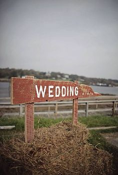 A Rustic Military Wedding in New Harbor, Maine | Rustic Weddings | Real Weddings | Brides.com : Brides.com