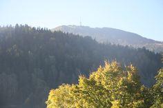 W Szczyrku jest pięknie.