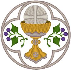 Windstarembroidery.com. Website with many popular categories along with unique ones. Tips and info on embroidering on items i.e. Communion Linens, vestments.