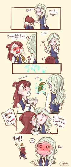 Unexpected Kiss! Created By:   ryuichi   ☆ ◇ respective credits to the creator ◇ ☆