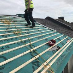 Roof Restoration Dominick Street Cork City