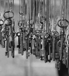 Las llaves del cielo?