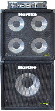 Hartke stack