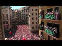Los Sanfermines en Pamplona