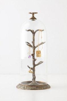 Cloche Jewelry Holder - Anthropologie.com