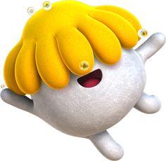I'm the Yellow Ecco!