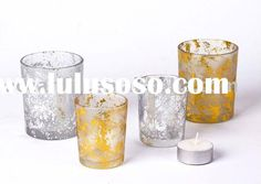 mercury candles | mercury glass vase, mercury glass vase Manufacturers in LuLuSoSo.com ...