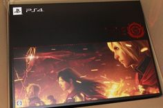 PS4 Final Fantasy Type-0 HD Ultimate Box SQUARE ENIX e-STORE Limited Japan 1301