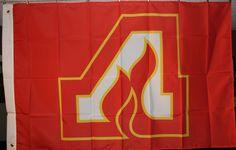 calgary flames flag