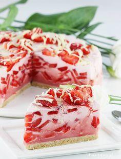 Panna Cotta, Cheesecake, Cooking Recipes, Ale, Baking, Fruit Cakes, Ethnic Recipes, Polish, Food