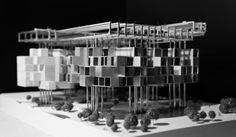 Multi-storey residential building  in Graz (Austria) 2013  ~     Oliver Stone Bauer, Ivan Vidakovic, Clemens Rothleitner Team  Structural Engineer: Thomas Lechner, Benedict Grey