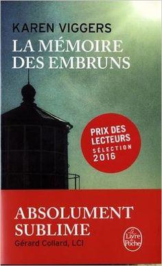 Amazon.fr - La Mémoire des embruns - KAREN VIGGERS - Livres