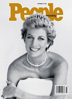 People: September 15, 1997: Diana's Death  After Princess Diana's accidental death in August 1997, Diana's image appeared a record breaking 52 times on magazine covers.