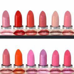 12 colores hidratante duradero brillante del lápiz labial del maquillaje cosmético