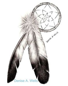 Native Eagle Feather Tattoos Images & Pictures - Becuo