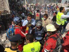 Israeli Rescue Teams on the Ground in Earthquake-Stricken Mexico, Netanyahu Orders Relief Aid | Jewish & Israel News Algemeiner.com