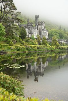Kylemore Abbey | Galway, Ireland