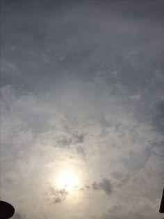 2017년 4월 20일의 하늘 #sky #cloud #sun