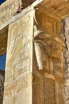 Temple de Hatchepsout Plus