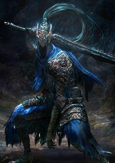 Artorias The Abysswalker,DS персонажи,Dark Souls,фэндомы,Ron-faure
