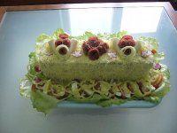 Slaná torta Cake, Desserts, Food, Tailgate Desserts, Deserts, Kuchen, Essen, Postres, Meals