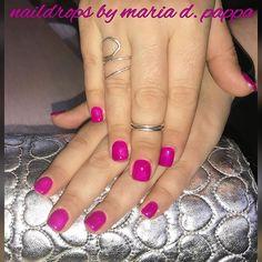 #manicure #fuchianails #thesummernails