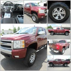 : - - Saturday's Special Deal - - :  2008 Chevrolet Silverado 1500 Extended Cab, LT Package, 4x4 and Low miles! This truck has eye appeal! Come by to see us and look at this vehicle! We offer warranties, financing and competitive pricing! For questions about financing feel free to call us or click the 'Finance' link at our website!  | 615-893-CARS | | www.jimkirbyauto.com |  #Chevy #4x4 #trucks #lifted #truck #Chevrolet #JimKirbyAutomotive