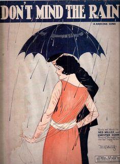 Don´t mind the rain