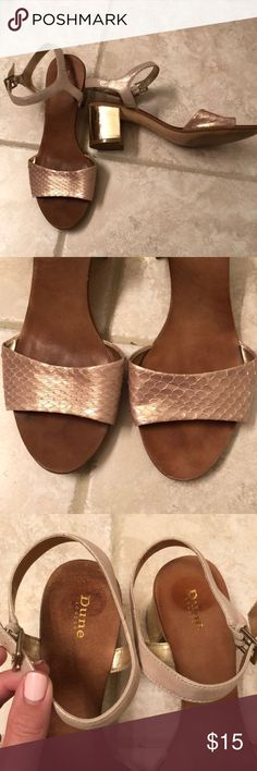 68203e7a895 19 Best rose gold sandals images in 2017 | Fashion, Rose gold ...