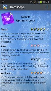 Horoscope- screenshot thumbnail