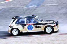 Renault 5 Maxi Turbo Gr. B - 1986