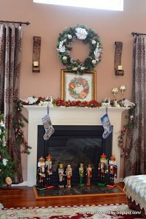 Cross stitch Christmas house