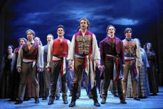 """THEATER REVIEW: """"Les Miserables"""" at the Drury Lane Theatre ★★★ ... Once inseparable from its original Trevor Nunn production, Alain Boublil and Claude-Michel Schonberg's """"Les Miserables"""" now has exploded ..."""