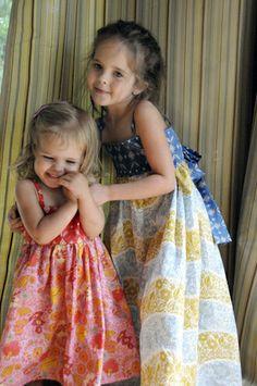 A Midsummer Dress Tutorial #howto #tutorial