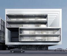 Madrid's New Repsol Campus Achieves LEED Platinum Certification | Inhabitat - Green Design, Innovation, Architecture, Green Building