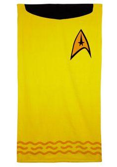 Eye on the Enterprise Towel, #ModCloth