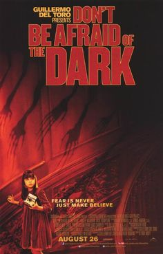 Image result for don't be afraid of the dark original horror movie poster