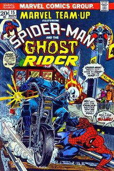 marvel team up | Marvel Team-Up Vol 1 15 - Marvel Comics Database