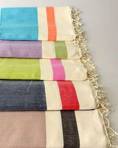 CottonBathTowels - lovely, affordable, this guy has been making these by hand for over thirty years