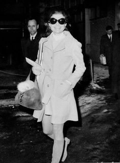 Jackie and the 'Jackie' Gucci bag