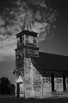 Milford, Nebraska I Have Drove By This Church Many Times And Have Always  Wanted To