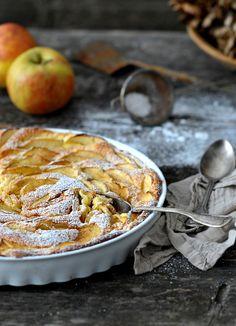 Steirischer Apfelkuchen