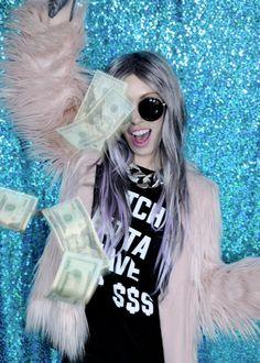 BBHMM RIHANNA TEE - Bitch Betta Have My Money - Rihanna Shirt
