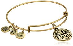 Best Bracelets For Women   Alex and Ani Bangle Bar Path of Life Rafaelian GoldTone Expandable Bracelet -- You can get more details by clicking on the image. Note:It is Affiliate Link to Amazon.