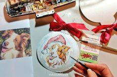 Das Los meines Atelierhütehunds @FrauWau: sie muss als Model für meine Erlkönige herhalten - denn keine Mitarbeit kein Futter ganz einfach  Dies ist mein Prototyp für Weihnachten 2016 und das wird auch gleichzeitig meine eigene diesjährige Weihnachtskarte  aber natürlich können  Arbeiten ob fertig oder auch ganz nach Wunsch bei mir in den Shops wandklex.etsy.com und wandklex.dawanda.com bestellt werden - oder per Mail an chefin@wandklex.de bei mir bestellt werden.  Material…