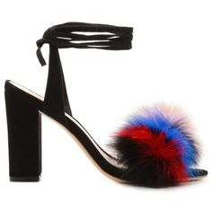 10 Harper's Bazaar fashion editors share the shoes they have on their shopping list for fall 2016: furry heels