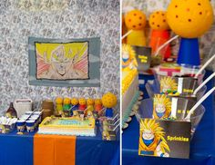 Dragon Ball Z Birthday - None