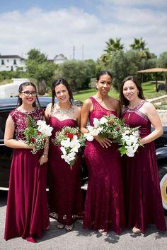 Damas de honor Sewing Tips, Sewing Hacks, Bridesmaid Dresses, Wedding Dresses, Rose Wedding, Ideas, Fashion, Engagement, Valentines Day Weddings