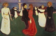 Edvard Munch, 'The Dance of Life,' 1899-1900, ARS/Art Resource